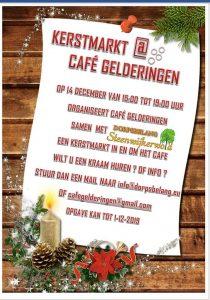 Kerstmarkt Steenwijkerwold